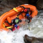 Aude Rafting : Boîte du Team France
